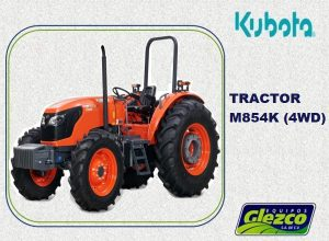 TRACTOR M854K