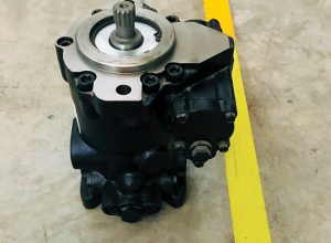 M46 MOTOR WITH LOOP FLUSHSMHM114000